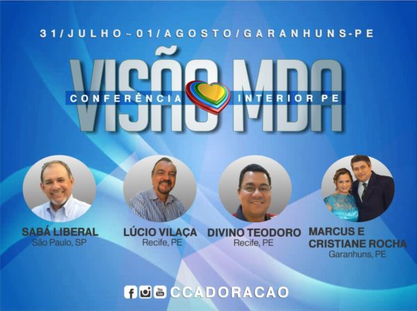 Conferência MDA 2017